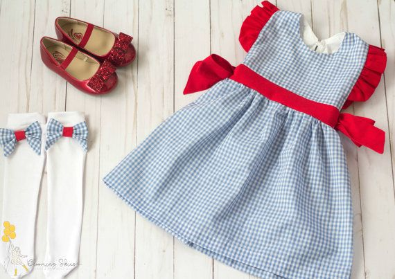 Hey, I found this really awesome Etsy listing at https://www.etsy.com/listing/472875064/dorothy-gale-dress-dorothy-costume