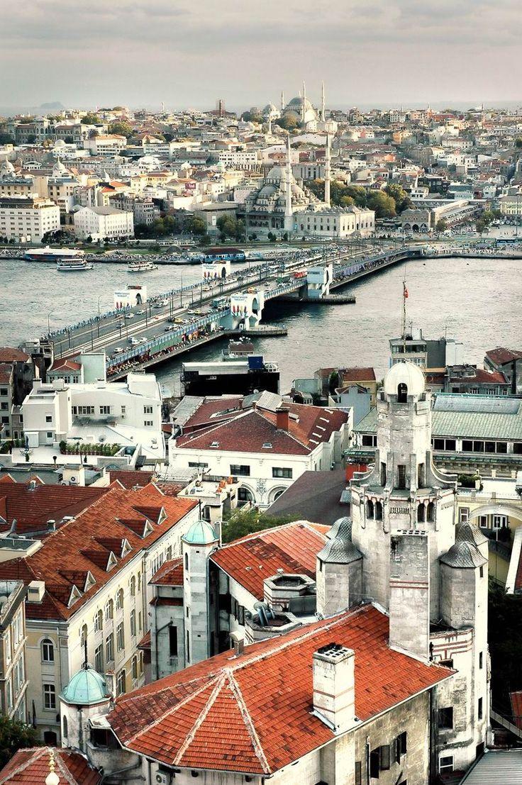 Golden Horn & Galata, Istanbul