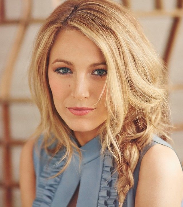 Exclusive: Blake Lively Shares Her Secret to Perfect Hair via @byrdiebeauty