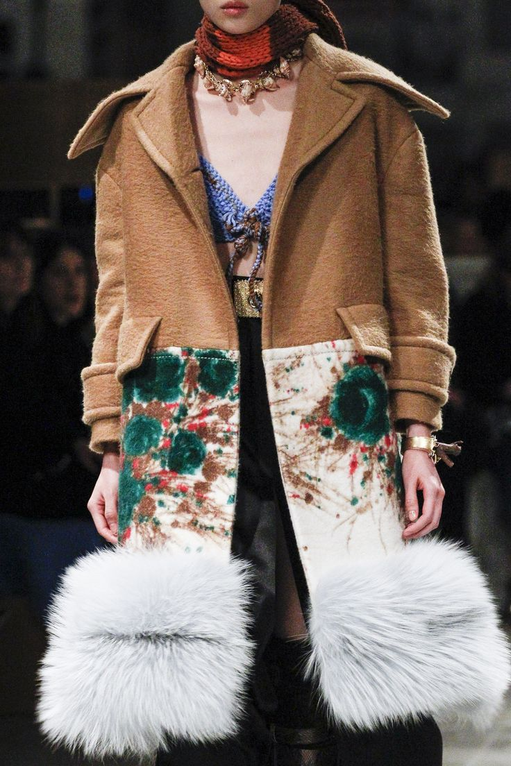 See detail photos for Prada Fall 2017 Ready-to-Wear collection.