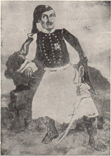 Nicholas Kasomoulis of Kozáni (1795-1871), who took a prominent part in the revolution of 1821.