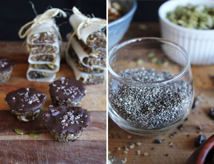 This Rawsome Vegan Life: super food energy bars with cacao