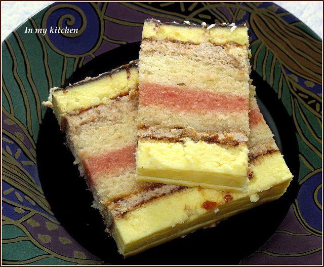 In my kitchen: Jubileuszowe ciasto