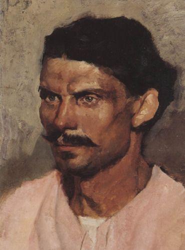 .:. Γύζης Νικόλαος – Gyzis Nikolaos [1842-1901]  Αγρότης της Τήνου