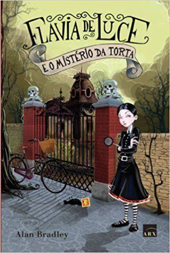 Flavia de Luce e o Mistério da Torta - Livros na Amazon Brasil- 9788502092273