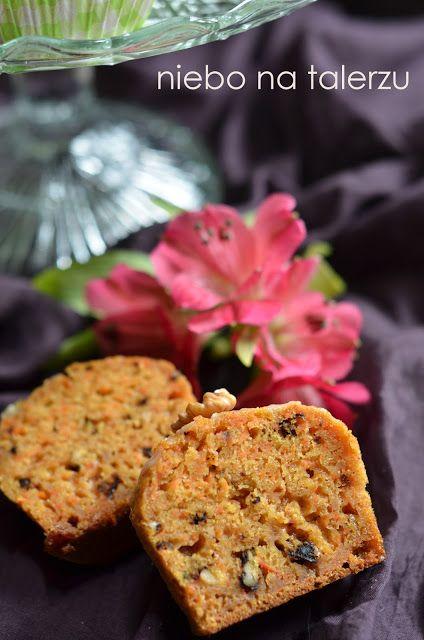 niebo na talerzu: Muffinki marchewkowe z jabłkami. Babeczki z cynamonem i jabłkami