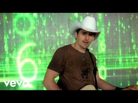 Ticks By Brad Paisley *With Lyrics* - YouTube