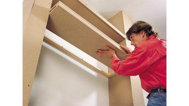 Cr er une biblioth que de salon sur mesure bureau meuble biblioth que biblioth que meuble - Creer son meuble tv ...