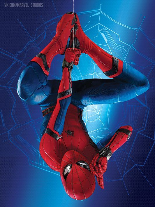 SPIDER-MAN: HOMECOMING Promotional Art Provides New Looks At The Wall-Crawler And The Vulture