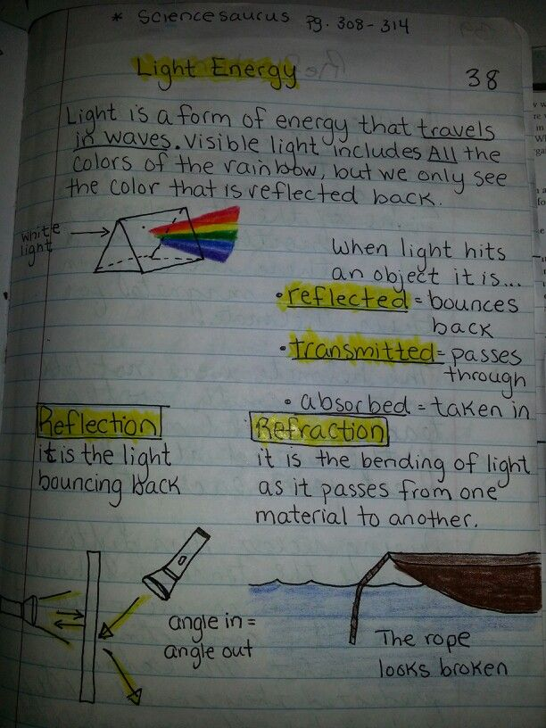 108 best travis 4th grade science journal images on pinterest light energy journal entry ccuart Image collections