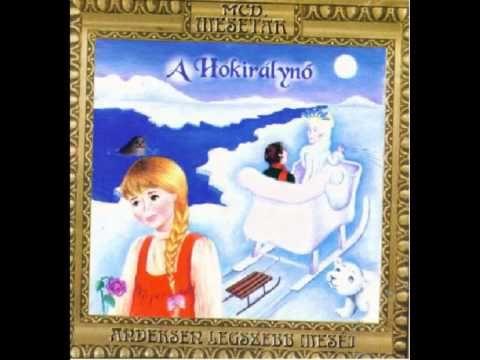 Andersen meséi : A hókirálynő 1.rész - hangos mese # Molnár Piroska