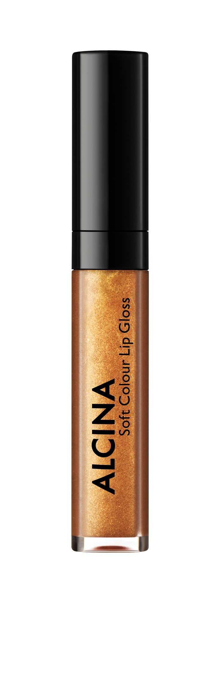 Alcina Professional Soft Colour Lip Gloss gold 050.
