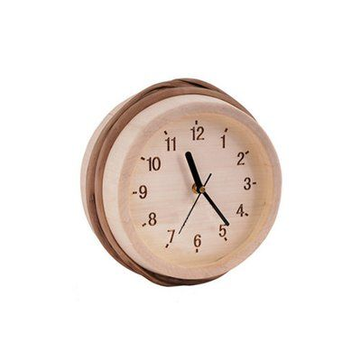 Premium Saunas Aspen Sauna Thermometer or Hygrometer Finish: Pink