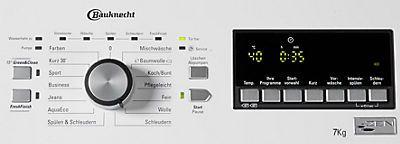 BAUKNECHT Waschmaschine Toplader WMT STYLE 722 ZEN, A+++, 7 kg, 1200 U/Min im QUELLE Online Shop