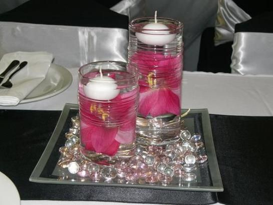25 best Display Table Centerpiece Ideas images on Pinterest ...