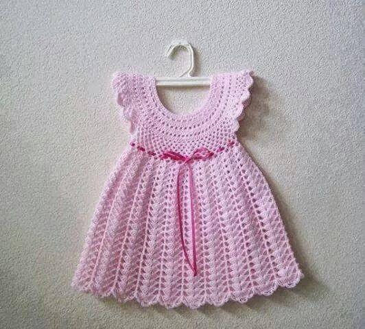Kız Çocuklar İçin Yazlık Elbise   Hobilendik