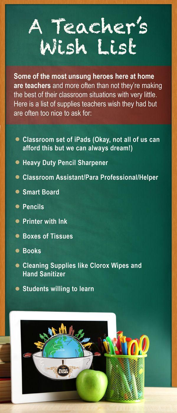 Classroom Wish List Ideas ~ Best images about teacher wish list ideas on pinterest