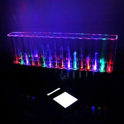 Colour LED Water Speaker Sound Bar