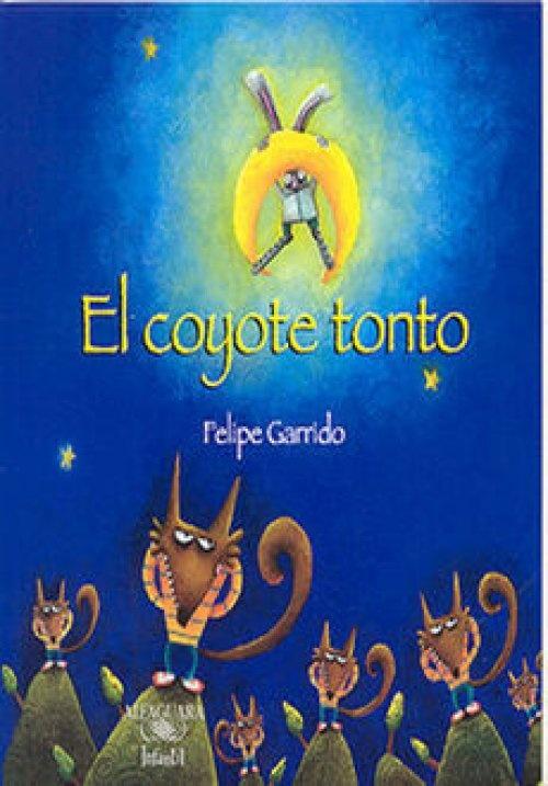 Portada de El coyote tonto  (MX)