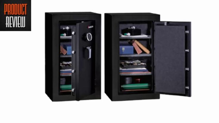 Sentry Safe EF4738E 4.7 Cubic Feet Executive Fire-Safe, Black review