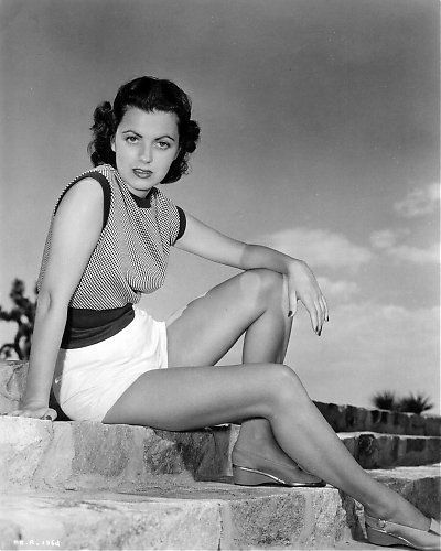 faith domergue howard hughes relationship