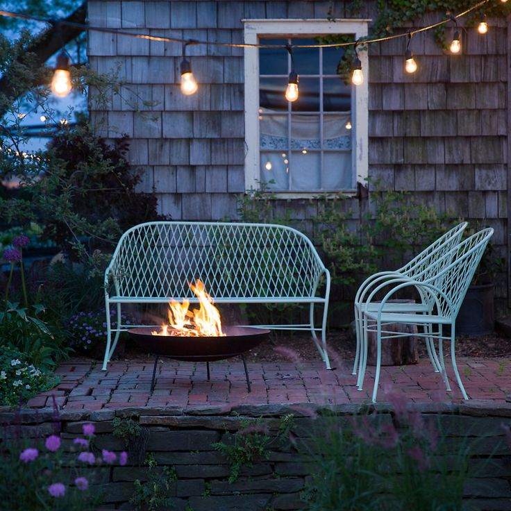 Terrain furniture for patio or porch