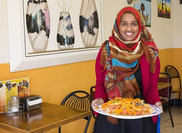 Cheap Eats 2015: African Food  IMAGE: Rachelle Hacmac