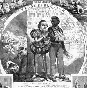 How was Reconstruction a success and/or a failure?