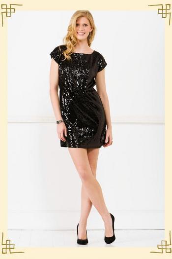 perfect NYE dress
