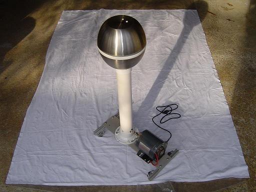 RTFTechnologies Van De Graaf Generator