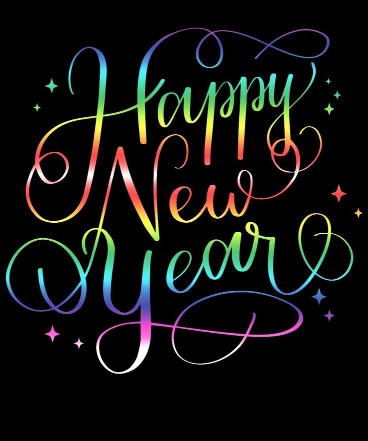 Happy New Year in 2020 | Frohes neues jahr, Guten rutsch ...