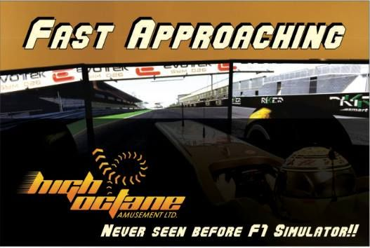 First of its kind in Pune! Never seen before, F1 Stimulator!