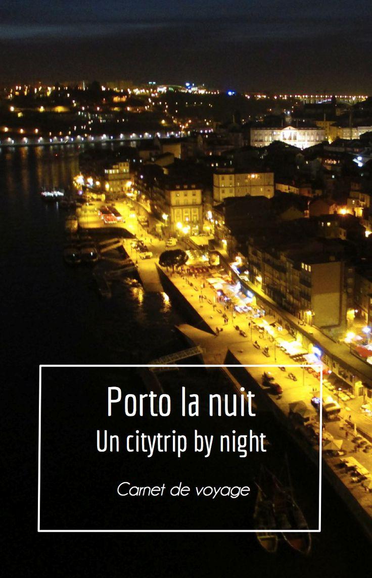 Porto, surnommée la capitale du Nord au #Portugal, se prête tout à fait aux escapades nocturnes... Itinéraires et bonnes adresses à retrouver dans cet article !