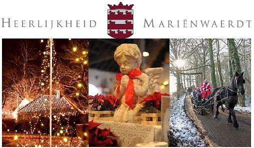 #Christmas Fair 2013: Kerstfair Landgoed Marienwaerdt van 12 - 15 December 2013 op Landgoed Heerlijkheid Marienwaerdt, Holland!