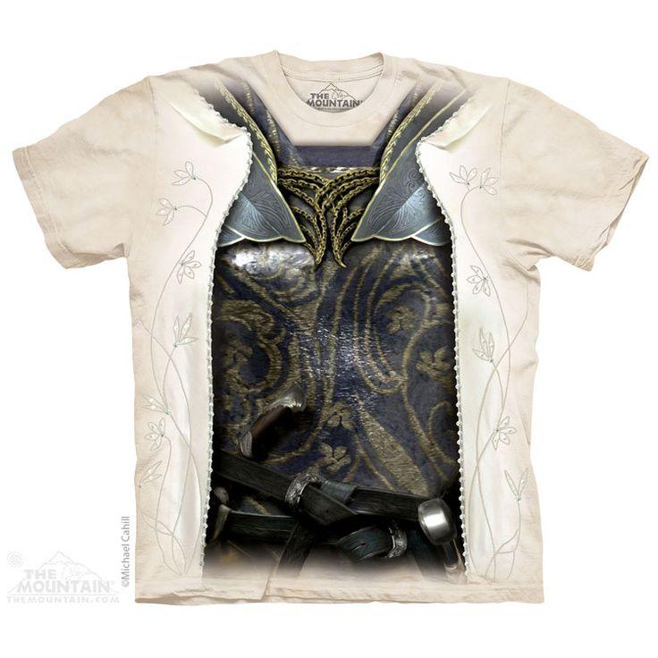 The Mountain Female Armour T-Shirt