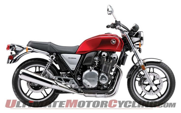 2013 Honda CB1100 | Quick Look