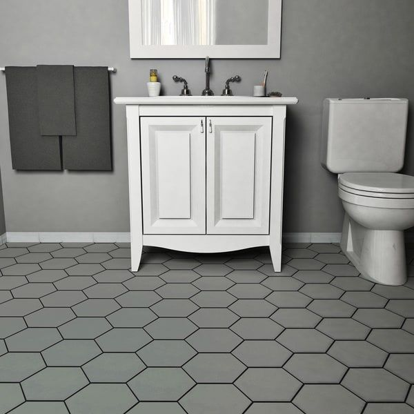Best 25 porcelain floor ideas on pinterest bathroom for Bathroom designs 7x8