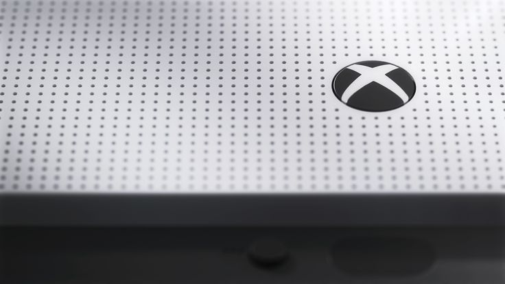 Xbox One S_Detail1