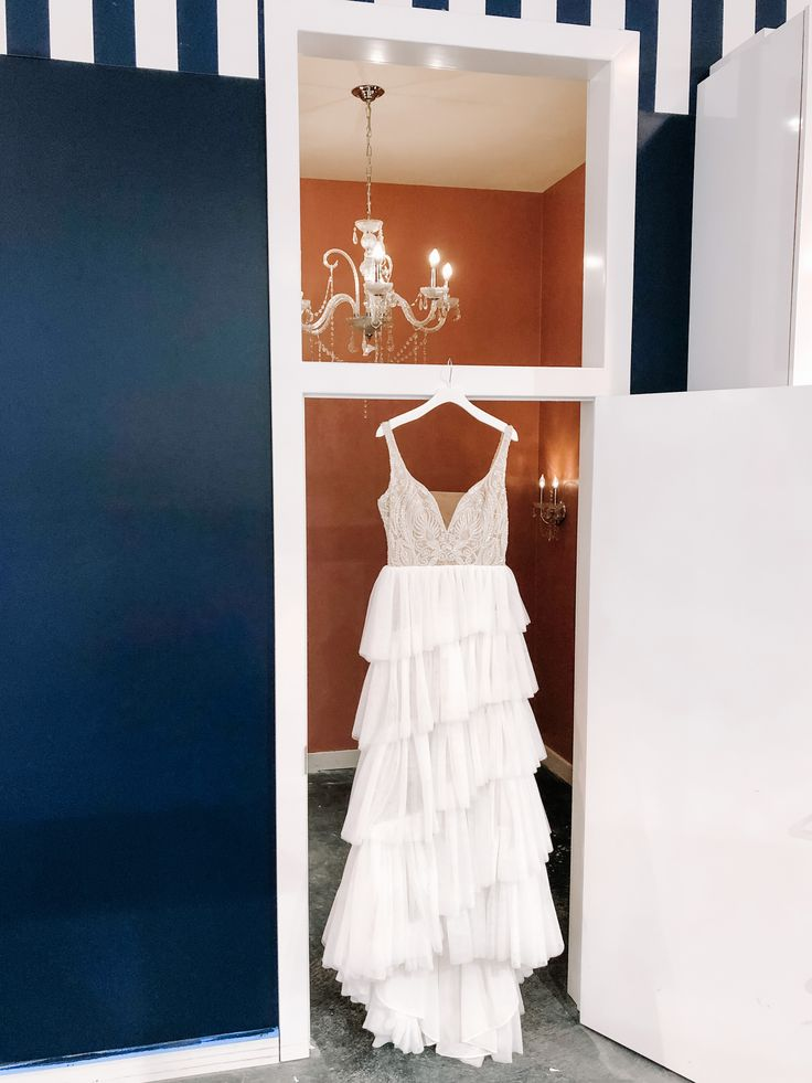 The Paisley Gown This Dress Is A Show Stopper Janenesbridalboutique In 2020 Bridal Boutique Wedding Dress Shopping Designer Wedding Dresses