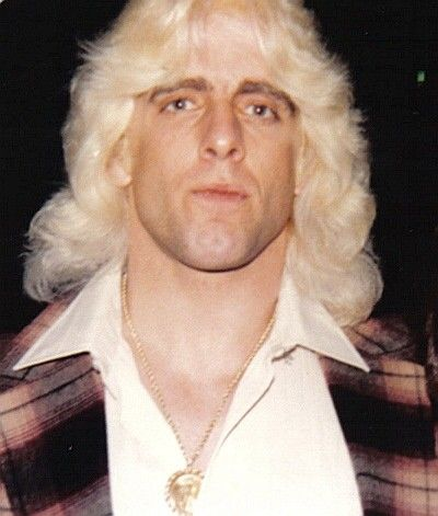 Close Up Pic of Ric Flair