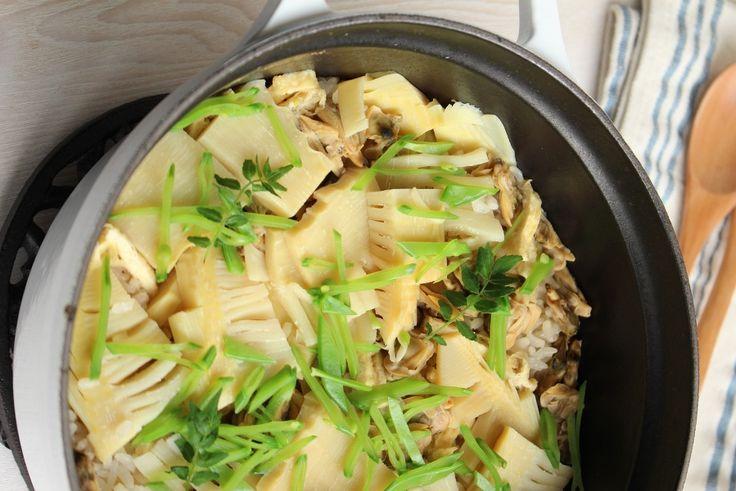 たけのことあさりの春の炊き込みご飯 by えみ | レシピサイト「Nadia | ナディア」プロの料理を無料で検索