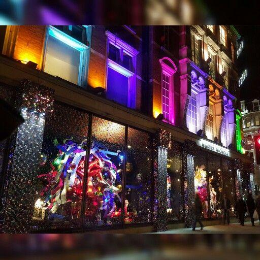 Christmas feeling in London. Harvey Nichols Knightsbridge.  #HarveyNichols #LondonFashion #BonessiBallerinas #LondonDesigners #Bonessi #ComfortableShoes #Comfort #FlatShoes #London #Shoes #Fashion #Outfit #Shopping #Beautiful #Style #LuxuryFashion #LeatherShoes #Luxury