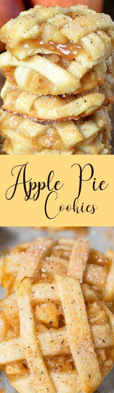 Apfelkuchen Cookies – Desserts Recipes