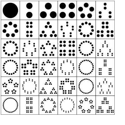 FactorizationDiagramsBrentYorgey.png in black and white. factorization, factor diagram