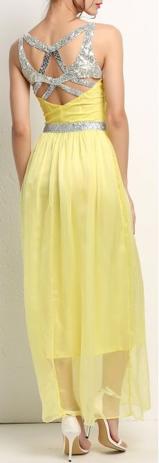 #1 Stunna Backless Maxi Dress