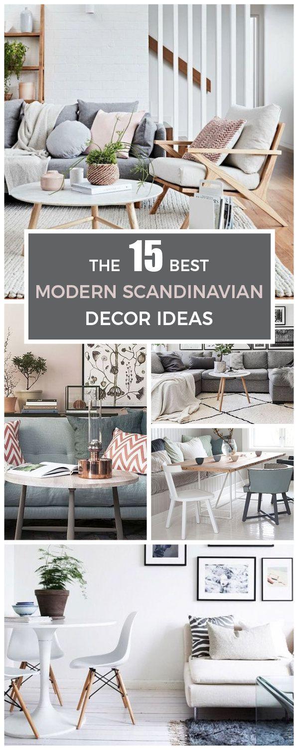 15 Modern Scandinavian Living Room Ideas 109