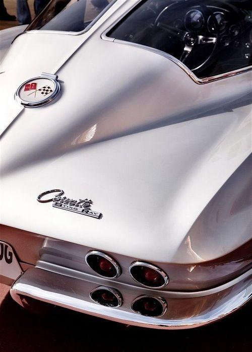 63 Corvette Stingray