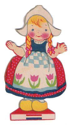 Dutch Girl Valentine
