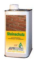 Steinschutz - wasserabweisend, schmutzabweisend, Imprägnierung ohne Farbtonvertiefung - Alpin-Chemie
