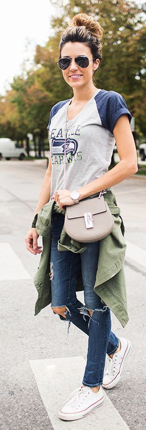Sporty Casual Fall Inspo by Hello Fashion